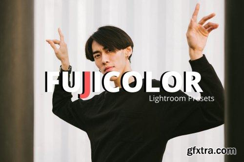 CreativeMarket - Fujicolor Lightroom Presets XMP/DNG 4364898