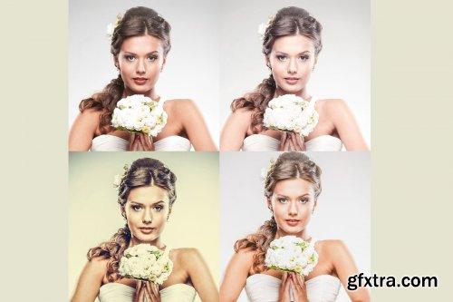 CreativeMarket - 1300 Portrait Lightroom Presets 4363069