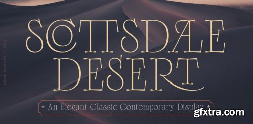 Scottsdale Desert Regular