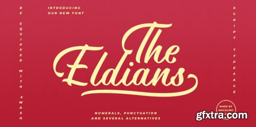 The Eldians Complete Family