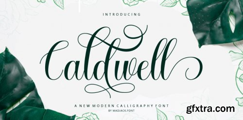 Caldwell Script Regular