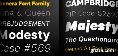 Genera Complete Family