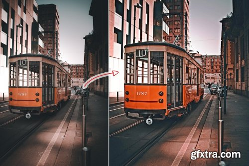 CreativeMarket - Focus highlight HDR Action for PS 4353266