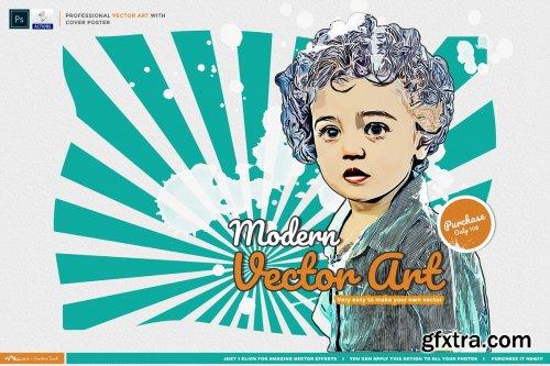 CreativeMarket - Modern Vector Art 4270724