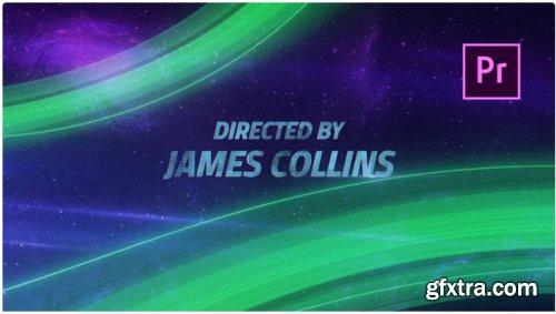 Orbit - Space Trailer - Premiere Pro 325359