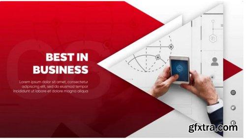 Triangle Business - Slideshow - Premiere Pro 325300