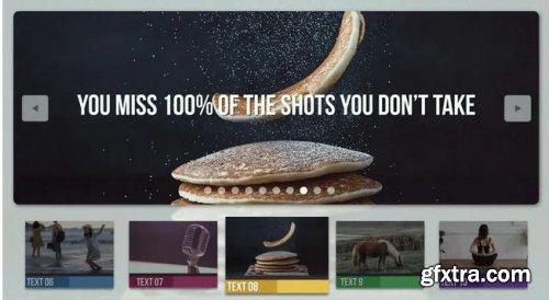Website Slideshow - After Effects 338895