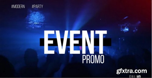 Modern Event Party Promo - After Effects 338633