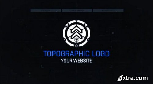 Topographic Logo - After Effects 340020