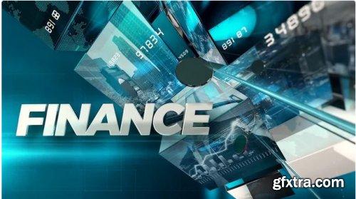 Economy News Intro - Premiere Pro 340335
