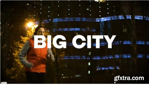 Big City Life - Urban Promo - After Effects 340262