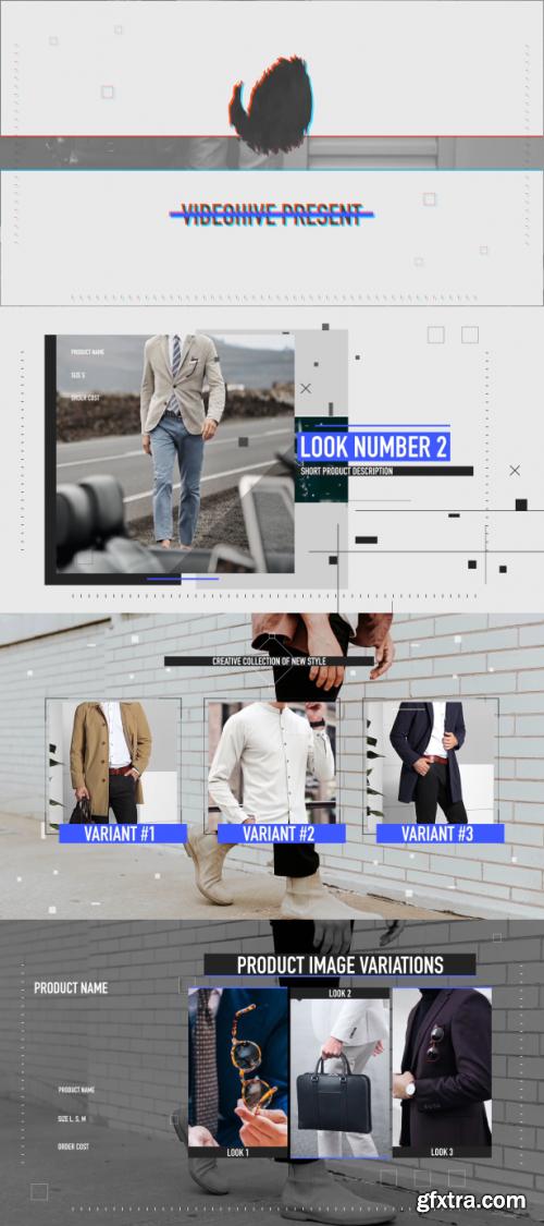 Videohive Modern fashion promo 20934845