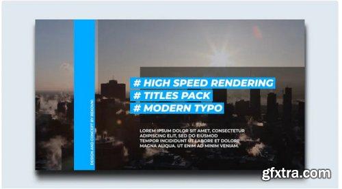 Big Titles Pack V.2 - Premiere Pro 325982