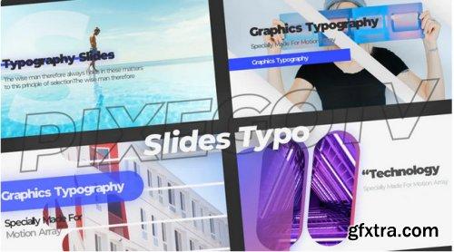 Slides Typo - Premiere Pro 325857