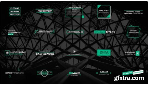 Corporate Titles - Premiere Pro 326376