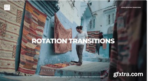 Rotation Transitions - After Effects 344258
