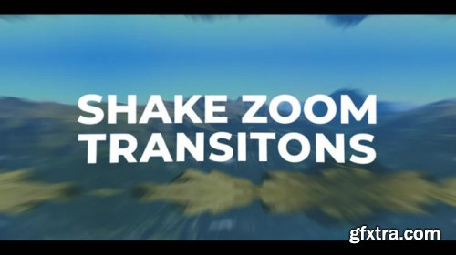 Shake Zoom Transitions - After Effects 344276