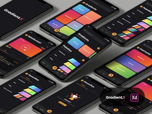 GradientX app