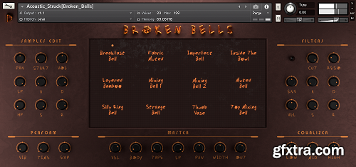 Beautiful Void Audio Broken Bells KONTAKT HAPPY NEW YEAR-DECiBEL