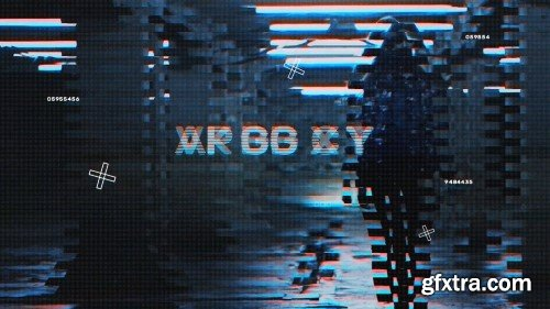 Videohive Glitch Opener 23231840