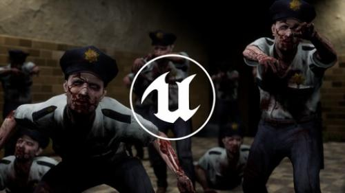 Udemy - Build Your Own First Person Shooter in Unreal Engine 4