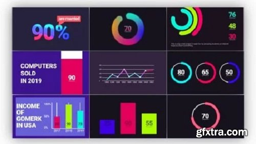 Modern Data Visualization in Adobe After Effects