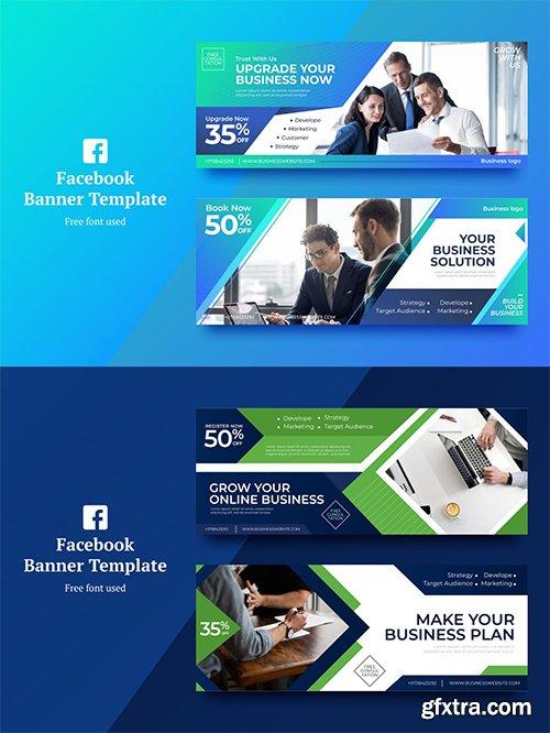 Business Facebook Banner 1,2