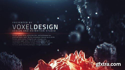 Videohive The Bacteria Infection Opener 22834501