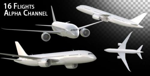 Videohive - Airplane Pack Deluxe