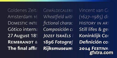 PMN Caecilia Sans Font Family