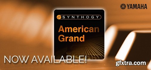 "Synthogy American ""D"" Concert Grand Piano for MONTAGE Motif XF and MOXF X3A"