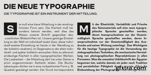 Mid Century Sans Font Family