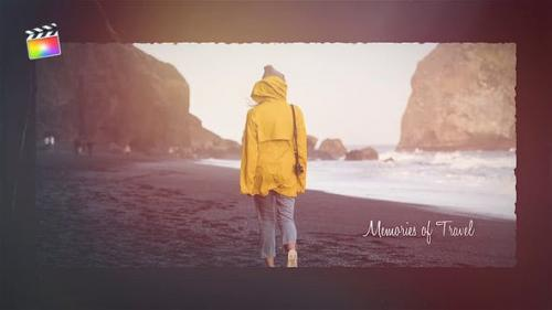 Videohive - Memories of Travel