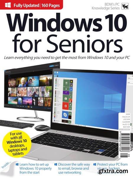 Windows 10 for Seniors – Volume 28 2019 (HQ PDF)