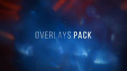 Videohive - 50 Overlays Pack