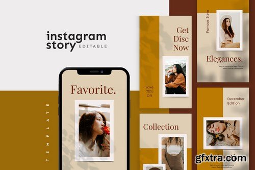 Instagram Story Template 2
