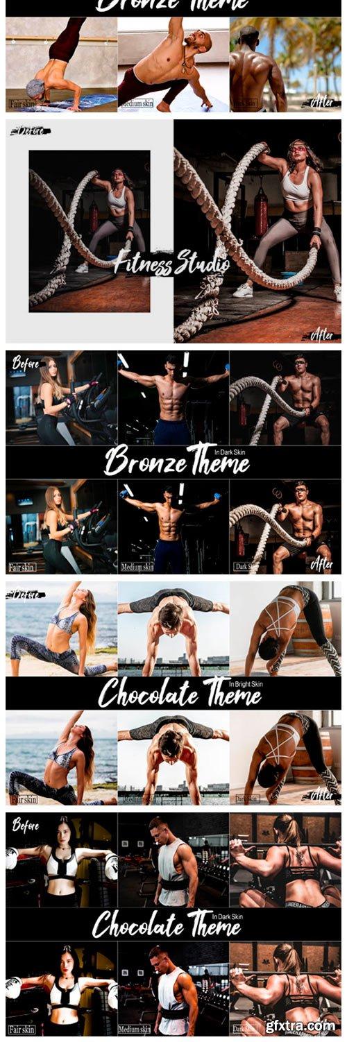 18 Fitness Studio Photoshop Actions 2449418
