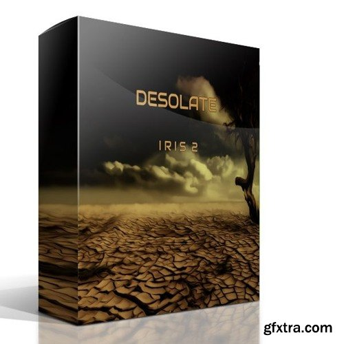 Triple Spiral Audio Desolate for Iris 2-DECiBEL