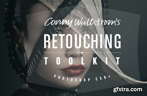 Conny Wallstrom\'s Retouching Toolkit V2.0.1 for Adobe Photoshop WIN