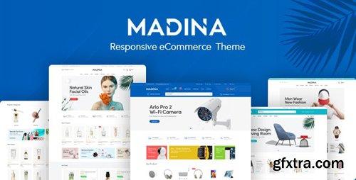 ThemeForest - Madina v1.0 - Responsive OpenCart Theme - 25398498