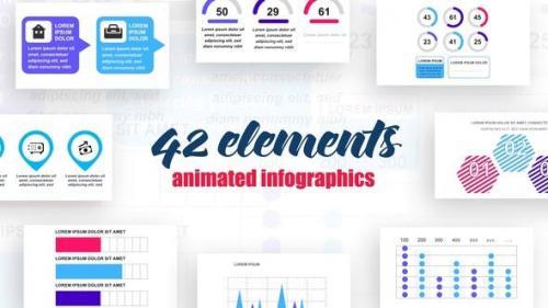 Videohive - Infographics Vol.6 - 25437226
