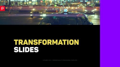 Videohive - Transformation Slides - 25391304