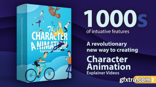 Videohive Character Animation Explainer Toolkit 23819644