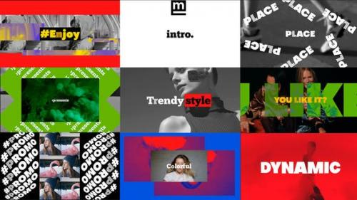 Videohive - Bold Dynamic Intro - 25302366