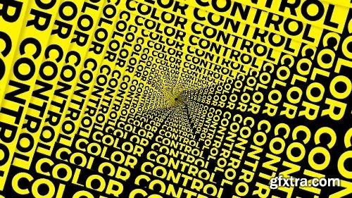 Videohive Phantasmagoria of Letters // Kinetic Typography Scenes 25257846