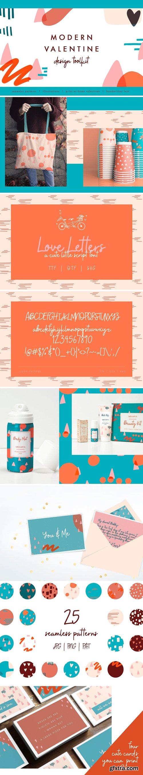 CM - Modern Valentine - Design Toolkit 3359357