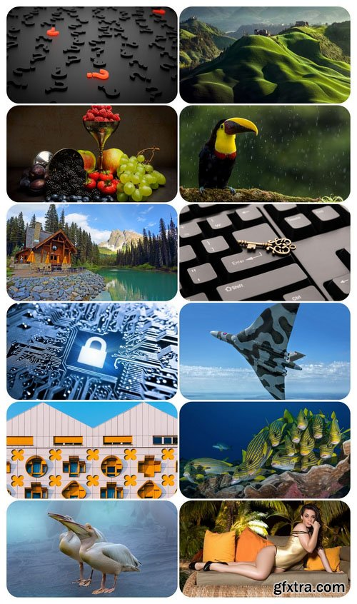 Beautiful Mixed Wallpapers Pack 961
