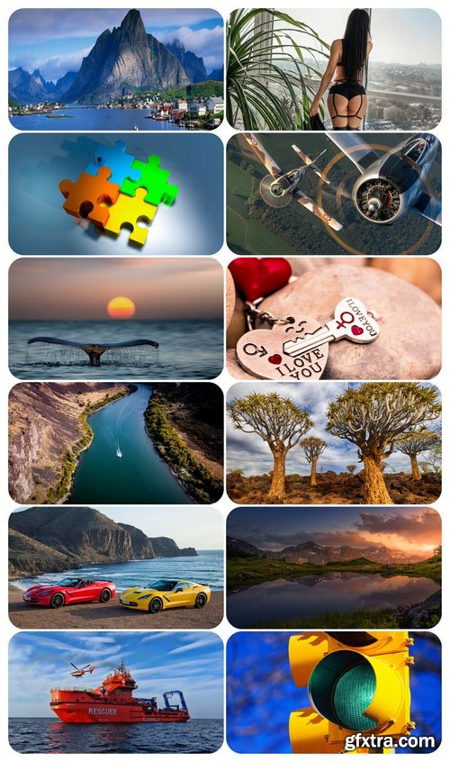 Beautiful Mixed Wallpapers Pack 962