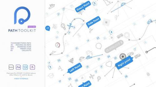 Videohive - Path Toolkit Diagram Chart Maker