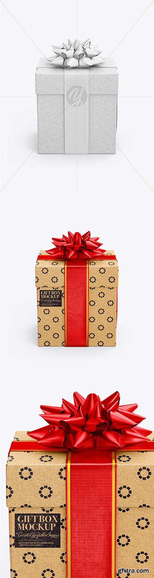 13+ Gift Box Mockup Background